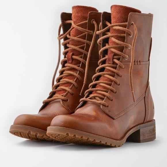 26bfc8e2 Timberland Shoes | Banfield Mid Lace Boot | Poshmark